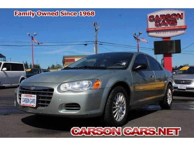2006 Chrysler Sebring | 891058