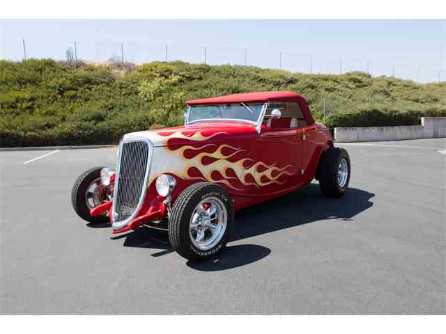 1934 Ford Coupe | 890107