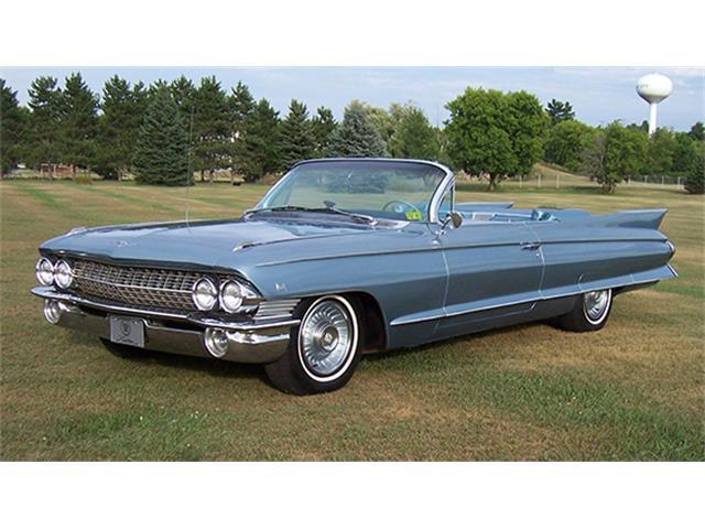 1961 Cadillac Eldorado Biarritz Convertible | 891072