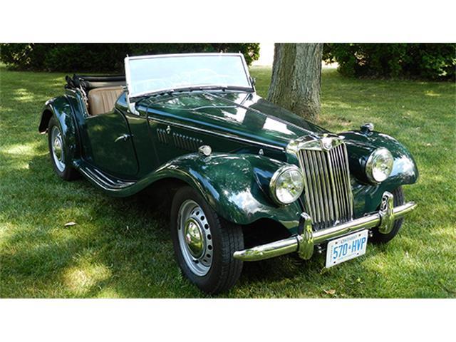 1954 MG TF | 891075