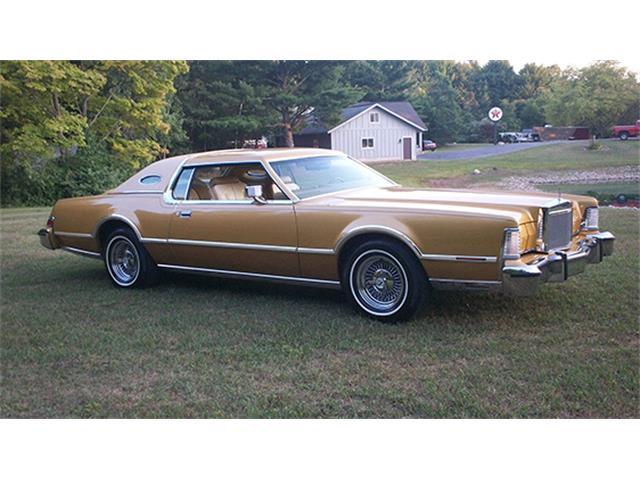 1976 Lincoln Continental Mark IV | 891087