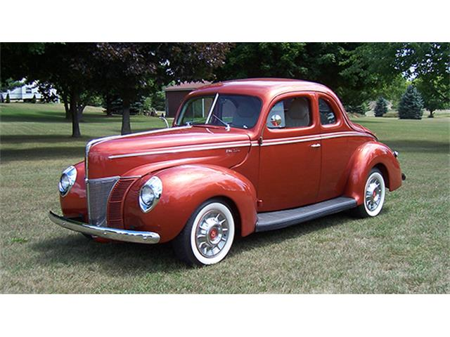 1940 Ford Deluxe | 891089