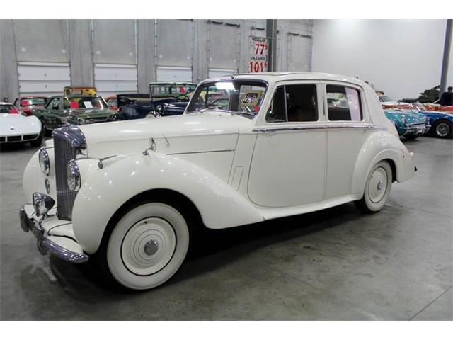 1953 Bentley S1   890109