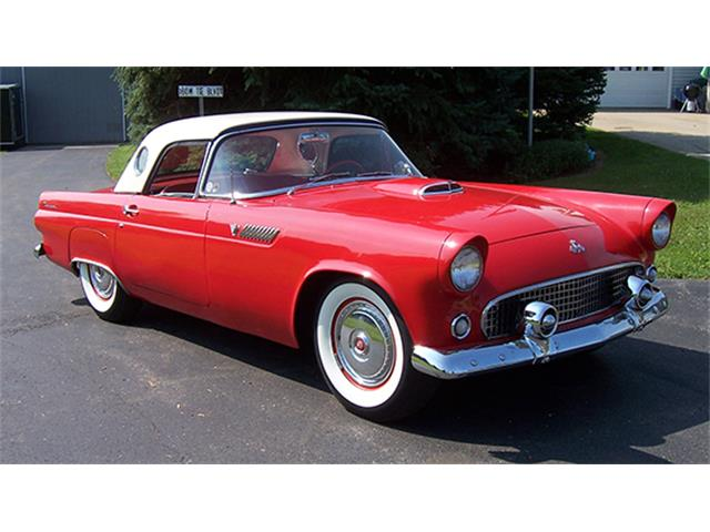 1955 Ford Thunderbird | 891091