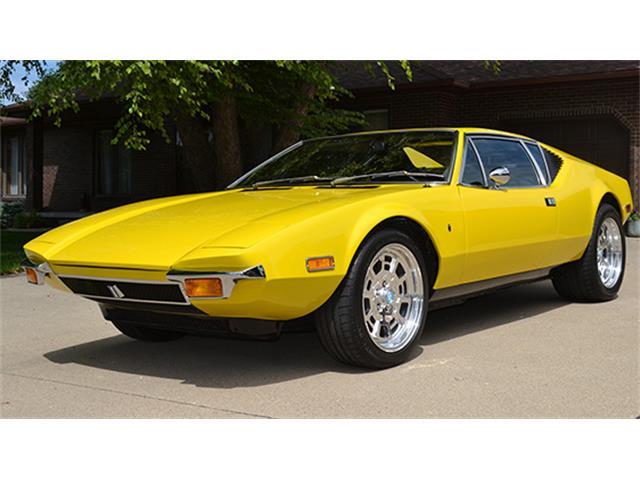 1972 DeTomaso Pantera | 891092