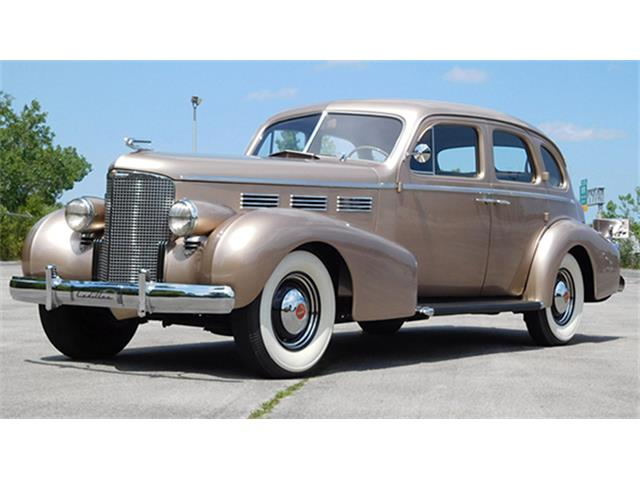 1938 Cadillac Series 65 Five-Passenger Sedan | 891095