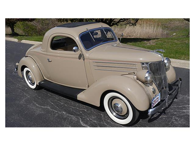 1936 Ford Deluxe | 891097
