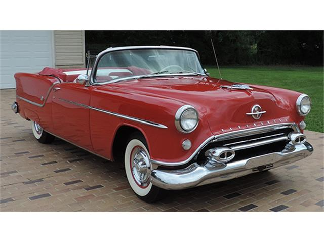 1954 Oldsmobile Super 88 Convertible | 891099