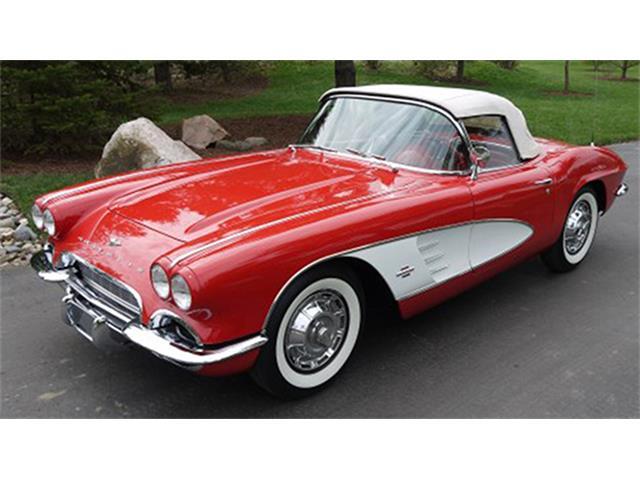 1961 Chevrolet Corvette | 891107