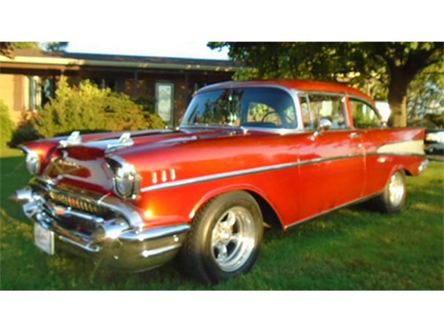 1957 Chevrolet Bel Air Two-Door Sedan Custom | 891108