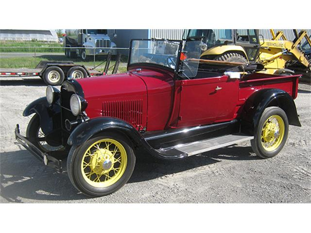 1928 Ford Model A Roadster Pickup | 891109