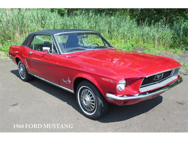 1968 Ford Mustang | 890111
