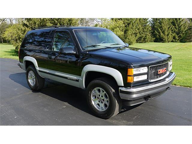 1995 GMC Yukon SLE 1500 | 891114