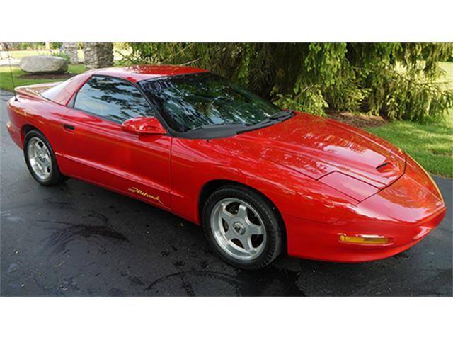 1994 Pontiac Firehawk | 891116