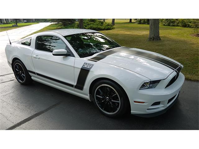 2013 Ford Mustang Boss 302 Coupe | 891118