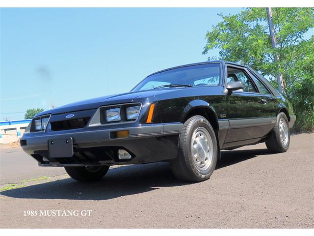 1985 Ford Mustang GT | 890112