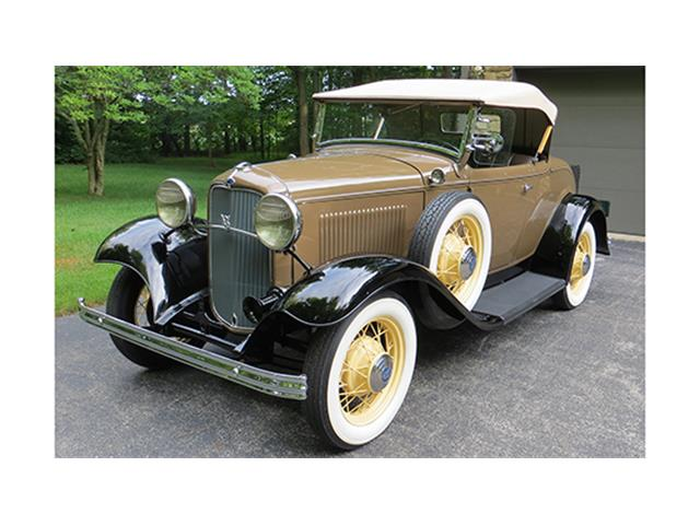 1932 Ford Deluxe | 891120