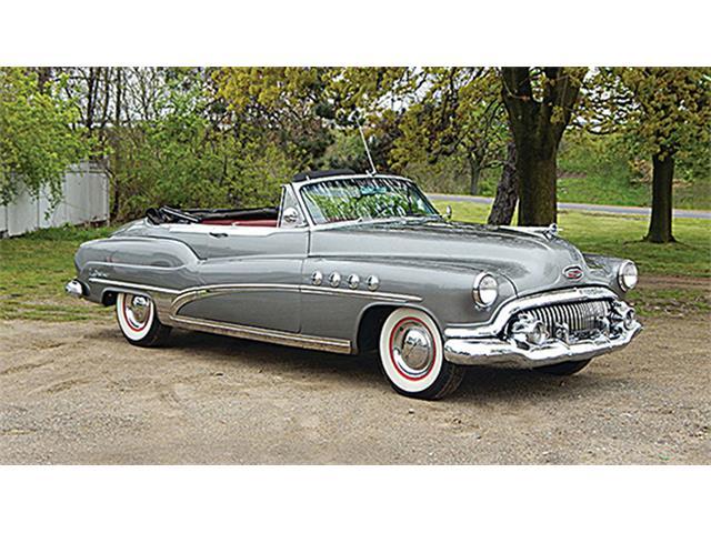 1951 Buick Roadmaster | 891121