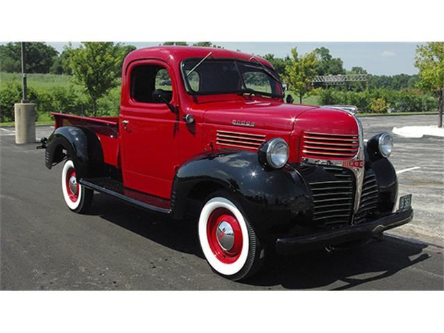 1947 Dodge 1/2-Ton Pickup | 891125