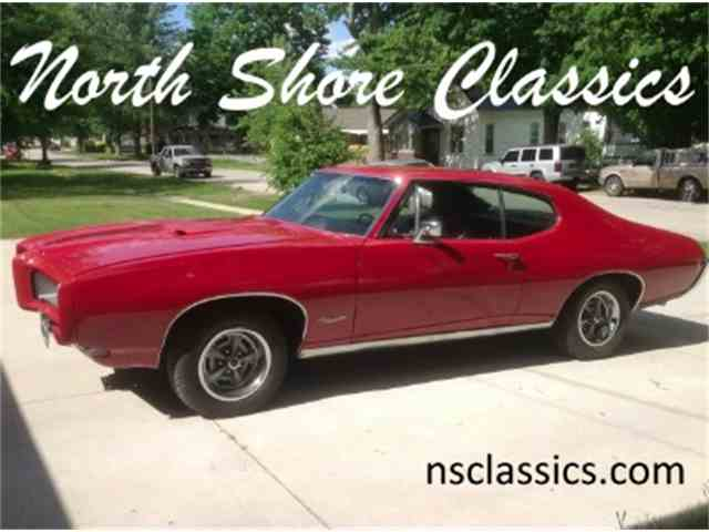 1968 Pontiac GTO | 890114