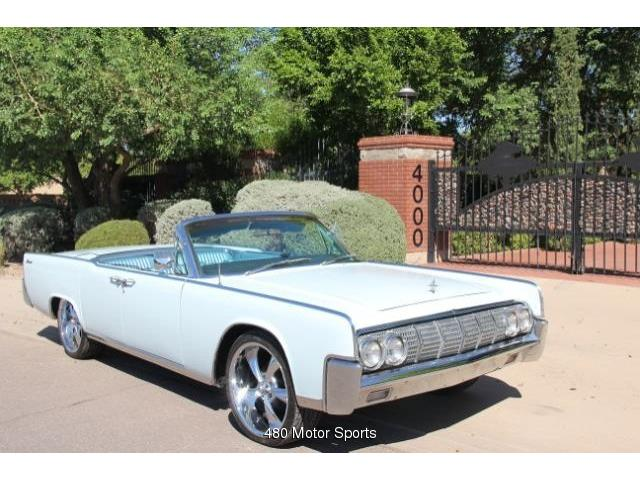 1964 Lincoln Continental | 891145