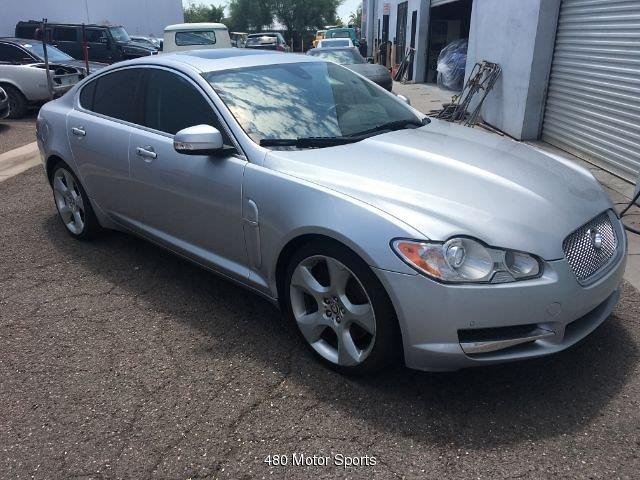 2009 Jaguar XF | 891151