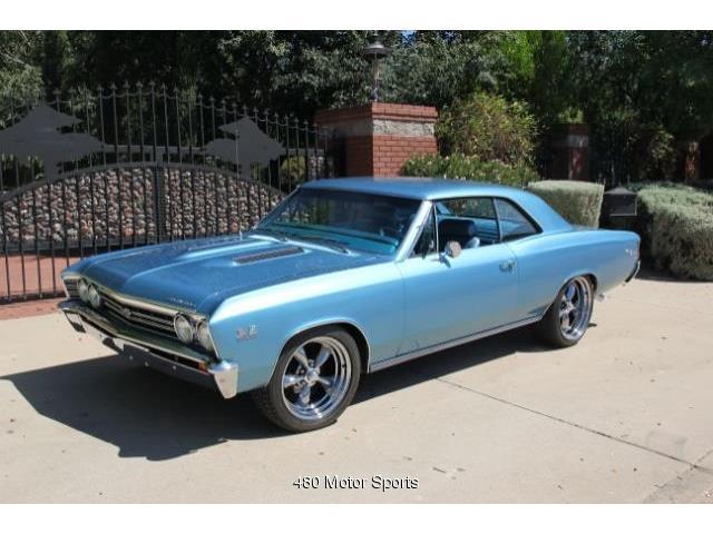 1967 Chevrolet Chevelle | 891157