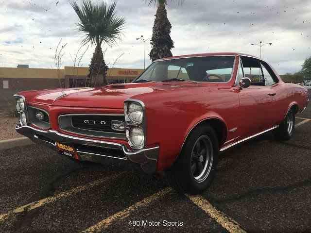 1966 Pontiac Tempest | 891158