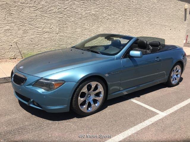 2004 BMW 6 Series | 891159