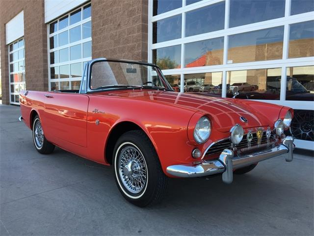 1963 SUNBEAM ALPINE SERIES III GT | 891170