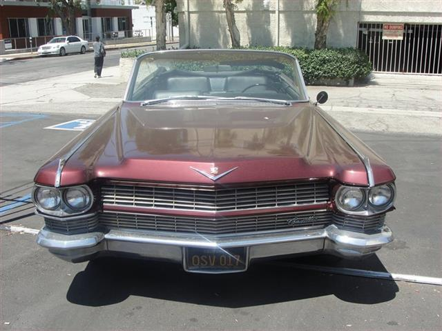 1964 Cadillac DeVilleConvertible | 891195