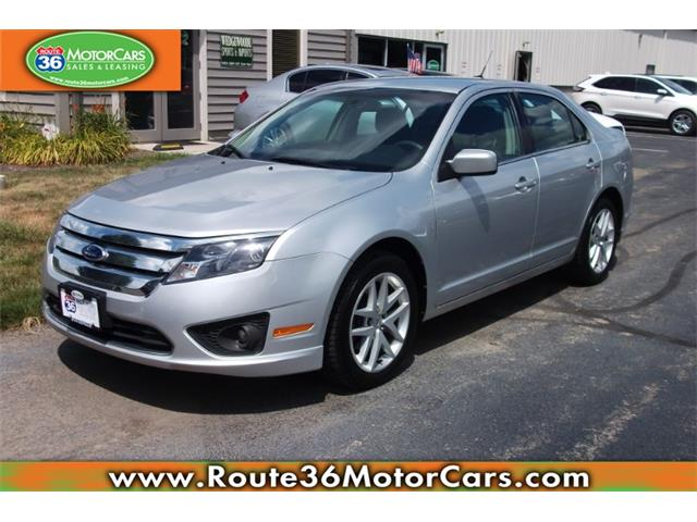 2011 Ford Fusion | 891201