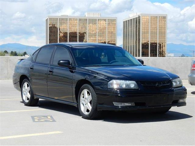 2004 Chevrolet Impala SS Supercharged | 891211