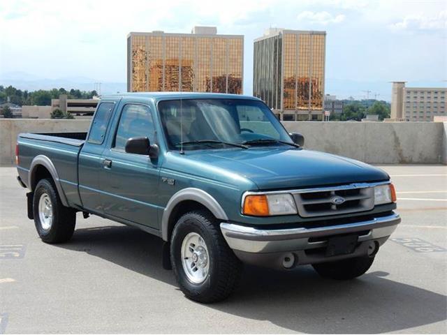 1997 Ford Ranger | 891214