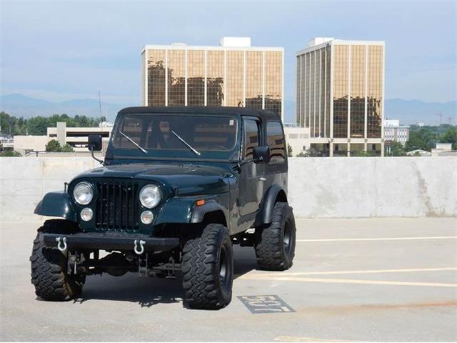 1983 Jeep CJ7 | 891218