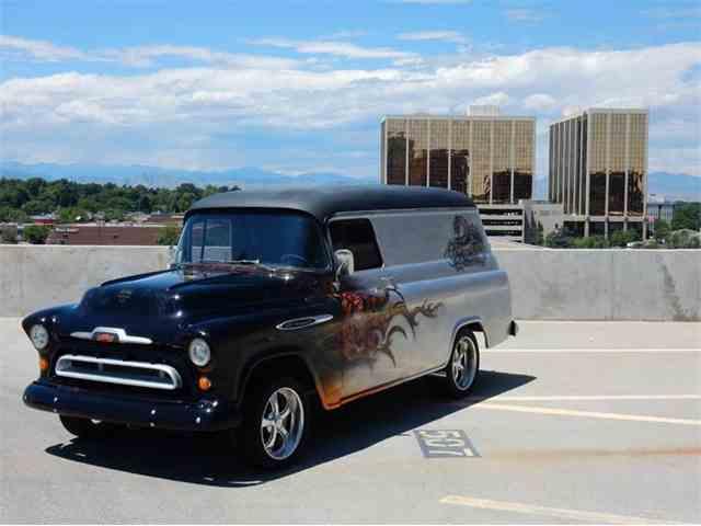 1957 Chevrolet 3100 Panel Van | 891220