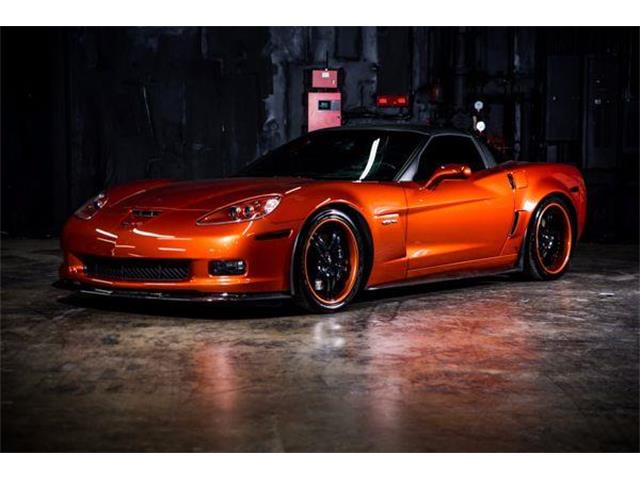 2006 Chevrolet Corvette | 891235
