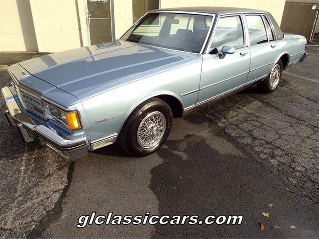 1985 Chevrolet Caprice | 891243