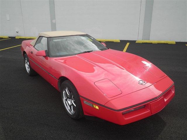 1989 Chevrolet Corvette | 891245