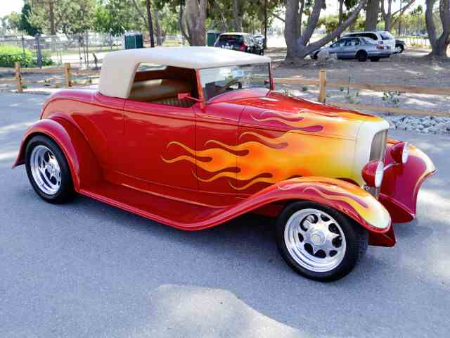 1932 Ford Roadster | 891246