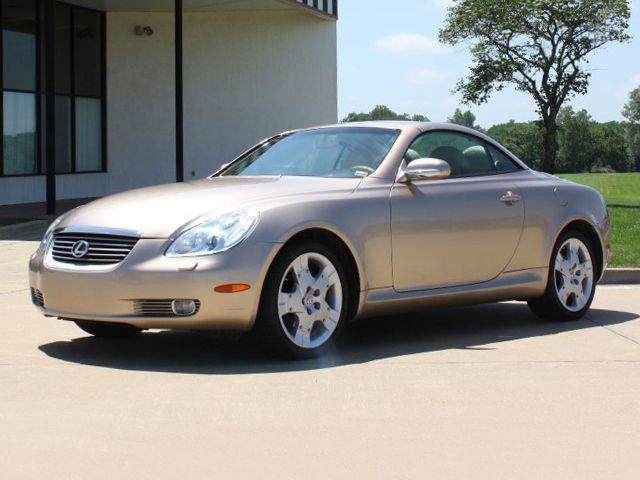 2002 Lexus SC400 | 891250