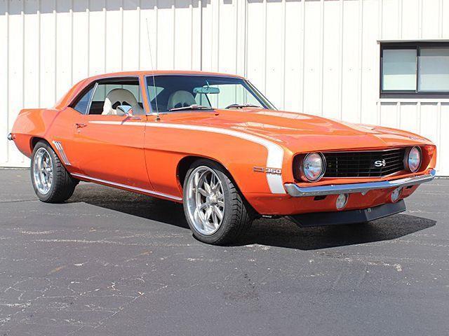 1969 Chevrolet Camaro | 891251