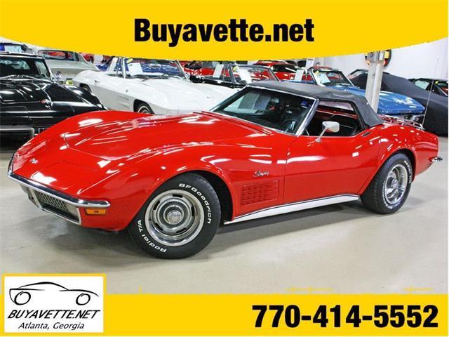 1971 Chevrolet Corvette | 891253