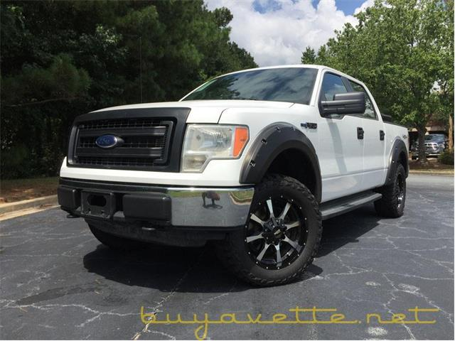 2013 Ford F150 | 891256