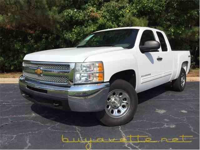 2012 Chevrolet Silverado | 891258