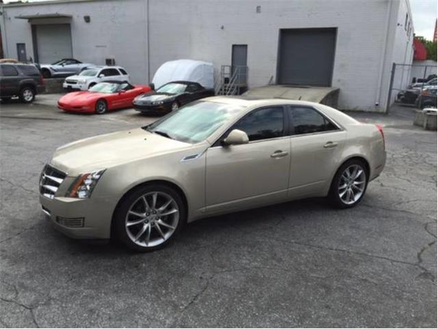 2008 Cadillac CTS | 891259