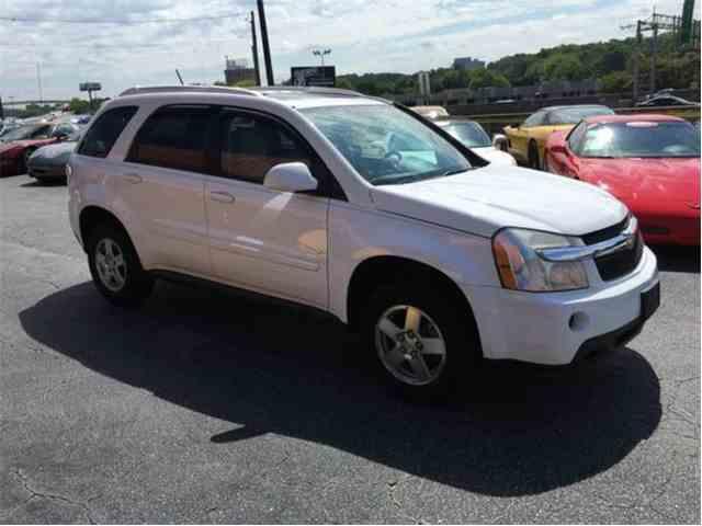 2007 Chevrolet Equinox | 891264