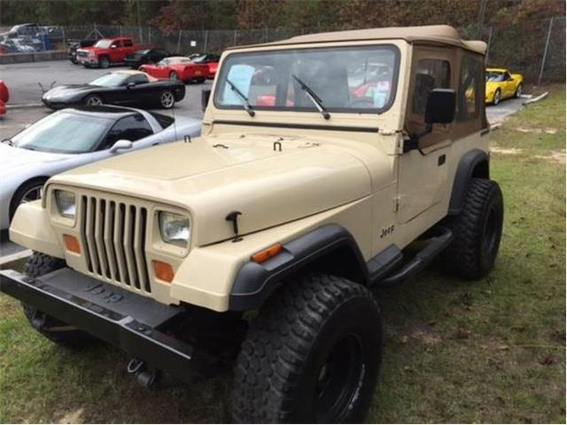 1989 Jeep Wrangler | 891265