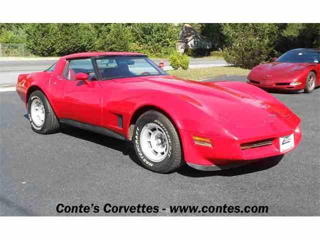 1980 Chevrolet Corvette | 891285
