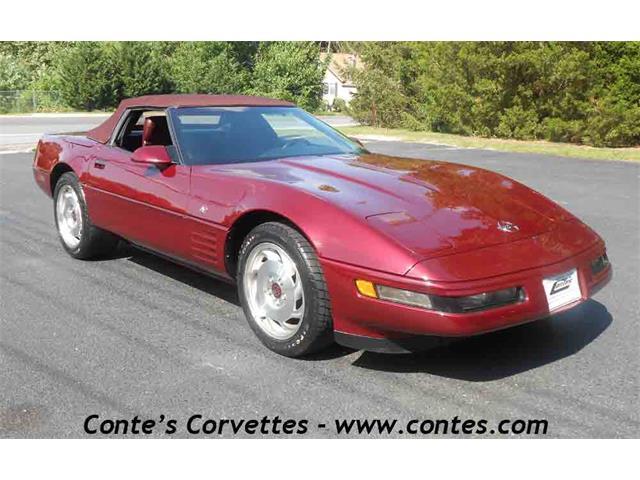 1993 Chevrolet Corvette | 891288